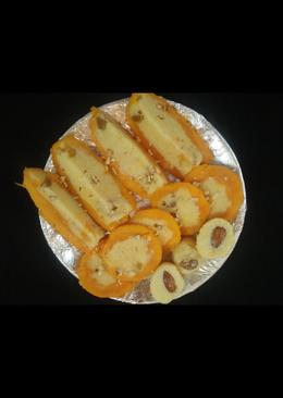 Stuff Rabri Mango Kulfi