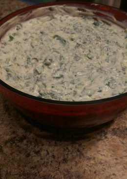 Mom's famous Spinach Dip