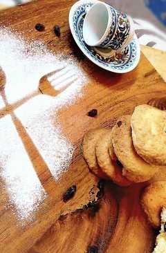 resep masakan coconut butter cookiesmarket style