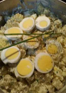 Hawaiian Potato Salad, Mother's Day