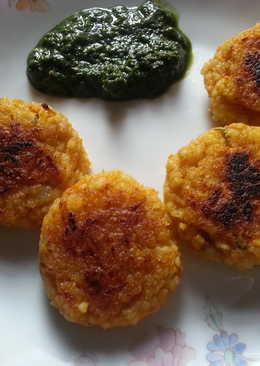 Little Millet (Saamai) Tikkis