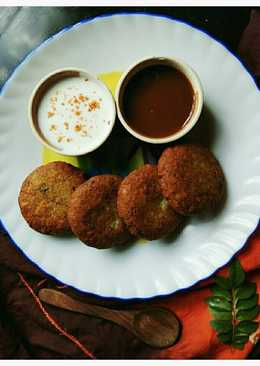 Aloo tikki stuffed with cottage cheese #navratri satvik food