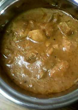 Chicken Curry (Village Style)