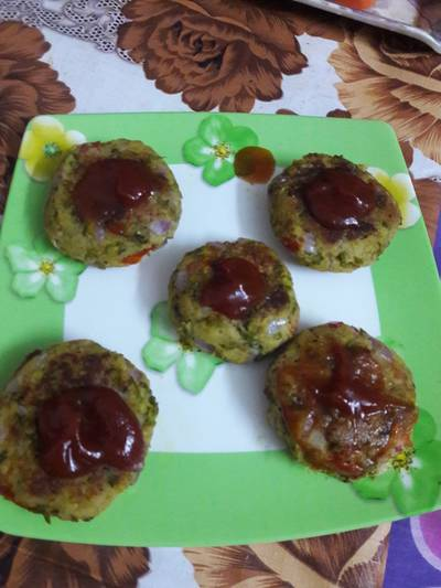 #ramram recipes contest#dahimoongkababs