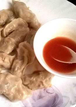 #yes the chicken momos