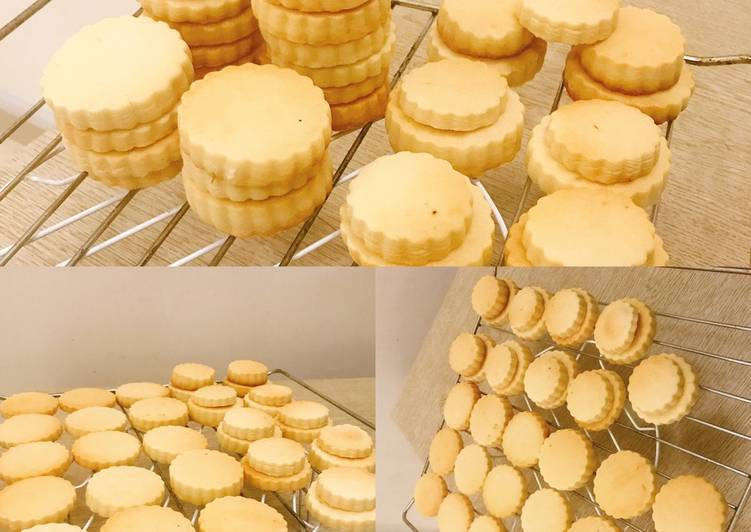 Scottish Shortbread Cookies Recipe By Cookingwithseki Cookpad