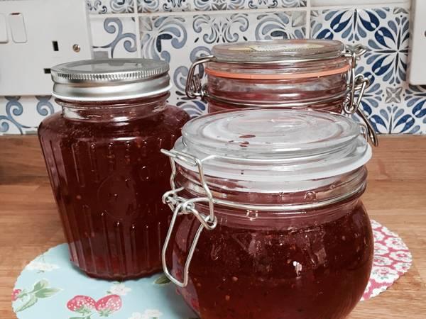 Chilli Apple Jelly