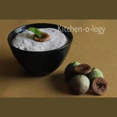 Anjeer Cream