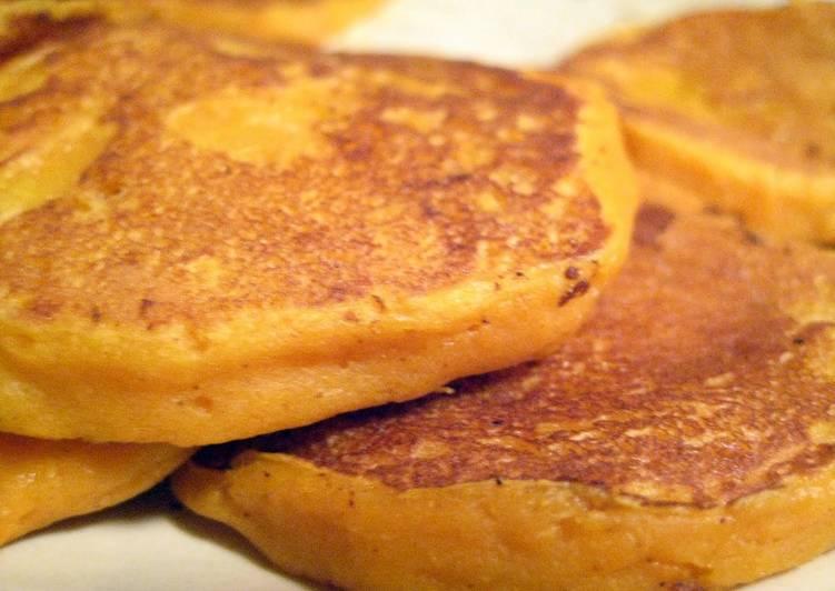 Gluten free/Vegan Sweet Potato Pancakes Recipe by Vegan ...