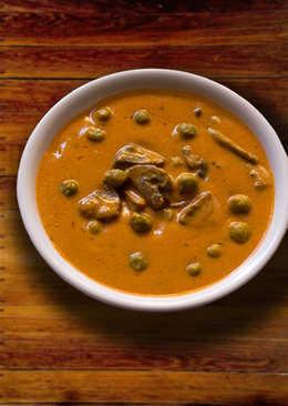 Vegetable Mushroom Makhani
