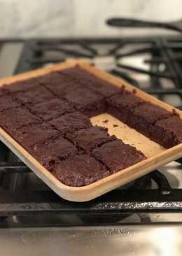 Worlds Best Fudge Brownies