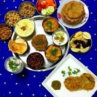 Fasting thali