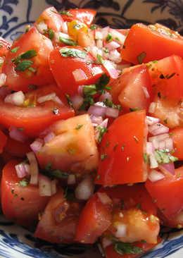 Helen's Tomato Salad