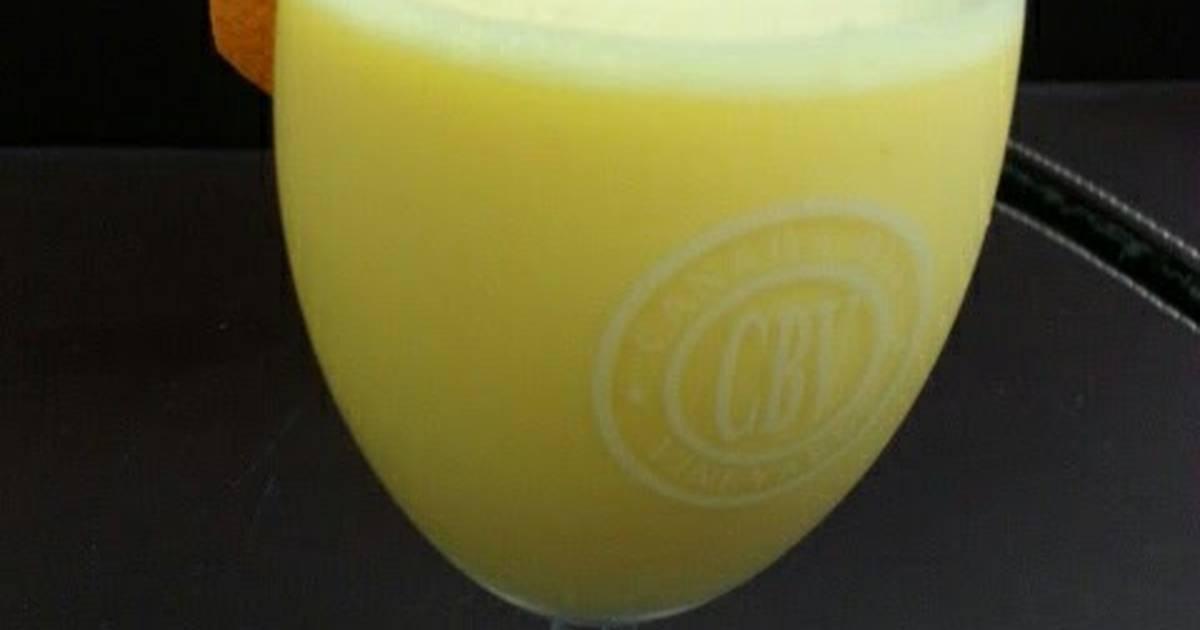 Orange Julius With Coconut Milk Recipe by Lee Goh