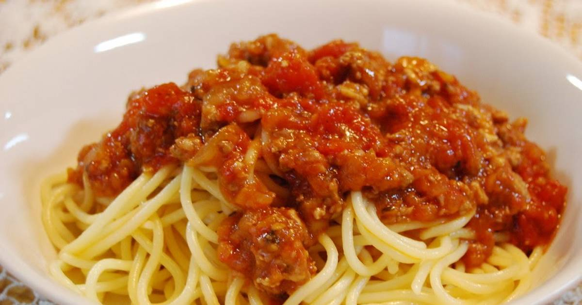 Make Your Own Meat Sauce! Recipe by cookpad.japan - Cookpad