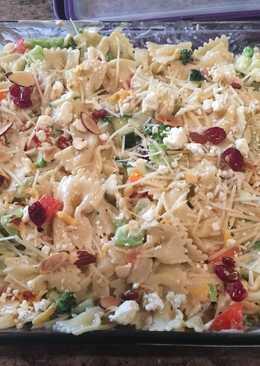 Viva italian pasta salad recipe