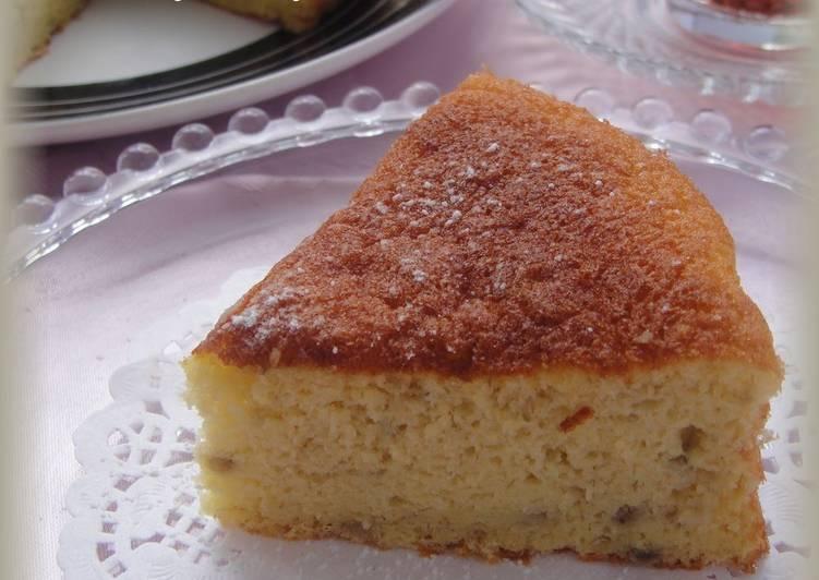 Banana Cake Recipe Japan: Healthy Rice Flour Banana Cake Recipe By Cookpad.japan