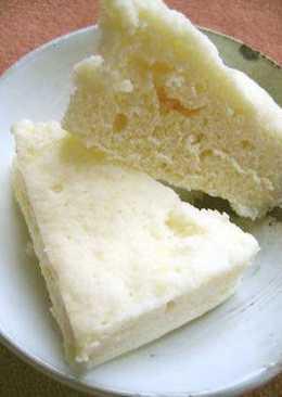 Easy Microwave 'Amazake' Sweet Rice Malt Steamed Bread