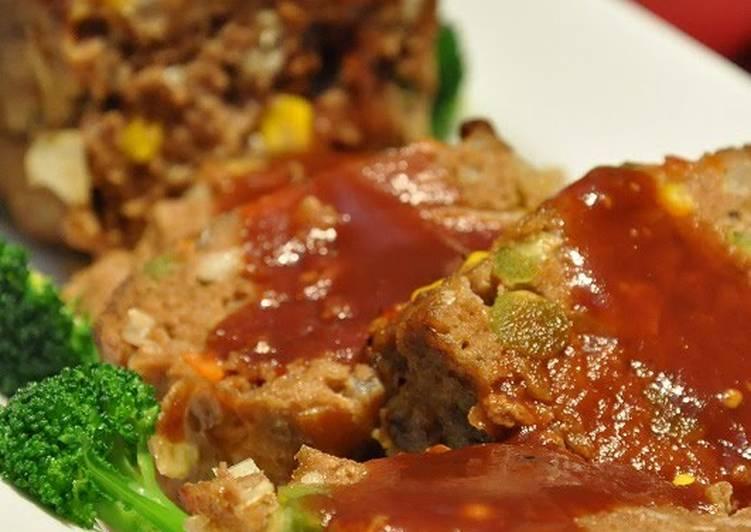 Christmas Meatloaf.Christmas Meatloaf Recipe By Cookpad Japan Cookpad Kenya