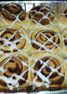 Raised Cinnamon Rolls