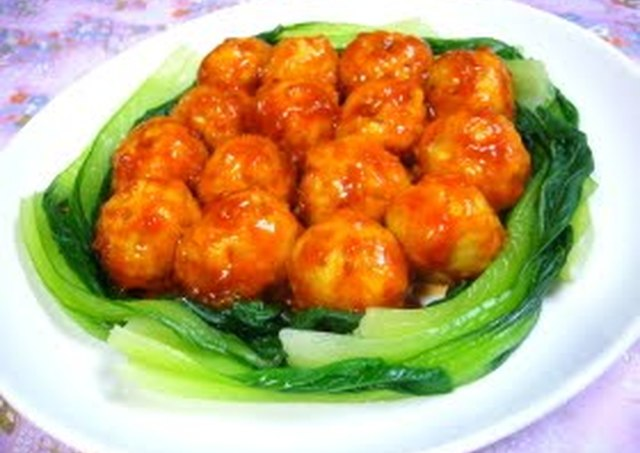 pork and shrimp meatballs recipes dishmaps pork and shrimp meatballs ...