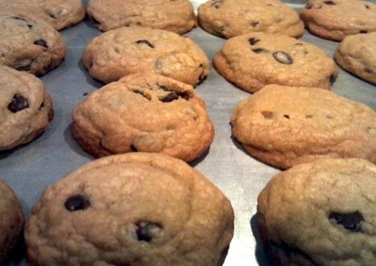 EZ Chocolate Chip Cookies