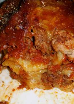 Lasagna, in a Crockpot