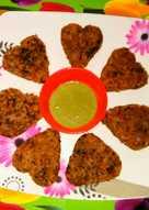 #rajma kebab