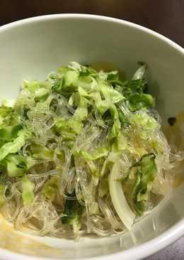 Cabbage bean starch vermicelli