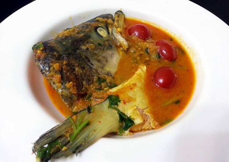 Salmon Yogurt Curry Recipe by LG - Cookpad