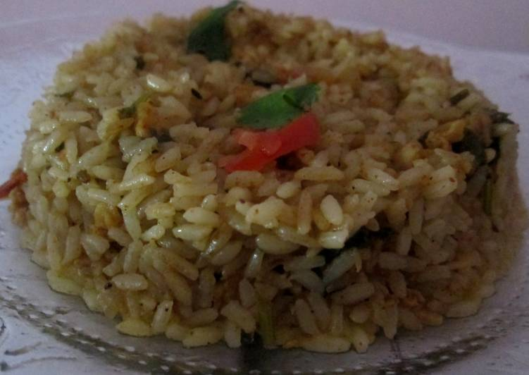 Easy Chicken rice