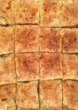 Phyllo meat pie (Egyptian Gullash)