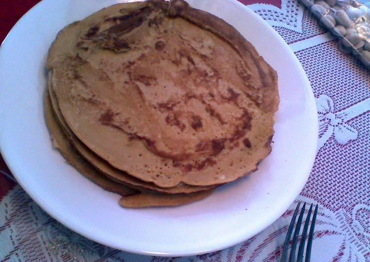 Tasty, easy pancakes! Recipe by KayLeeBK22 - Cookpad India