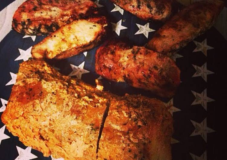 how to make country style ribs