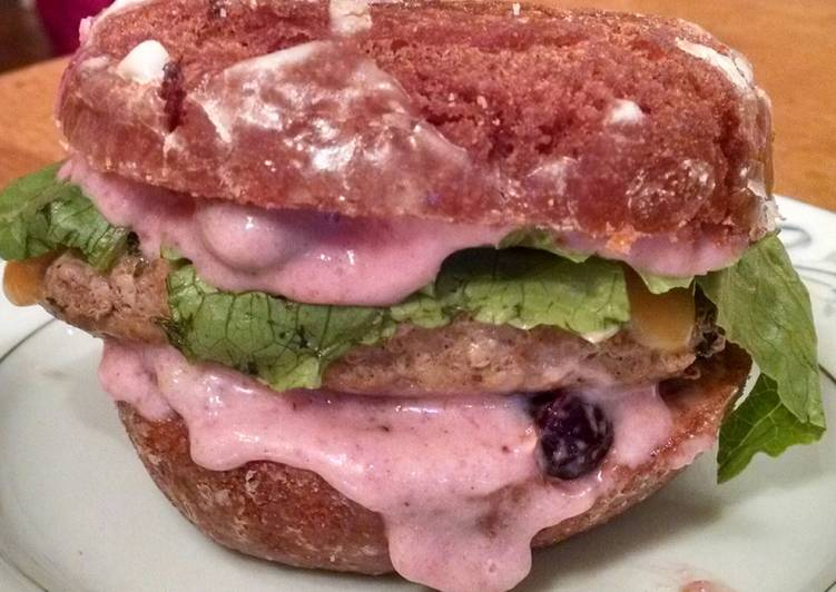 how to make a great turkey burger