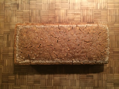 Danish Lunch Sourdough Rye Bread