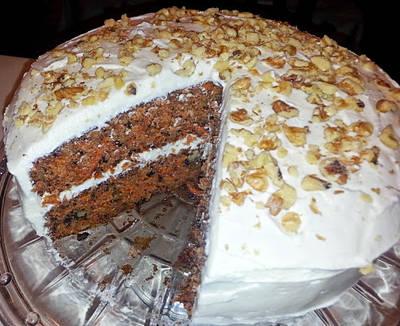 Carrot Cake Made Easy