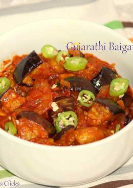 Gujarathi Baigan