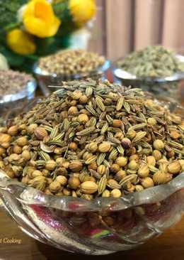Homemade CCF Tea Mix – Three Seed Blend Beverage Mix