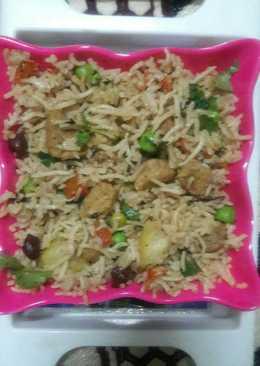 Soyabean Rice