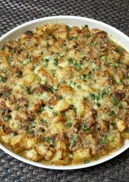 Baked potato cheese chicken recipes - 327 recipes - Cookpad
