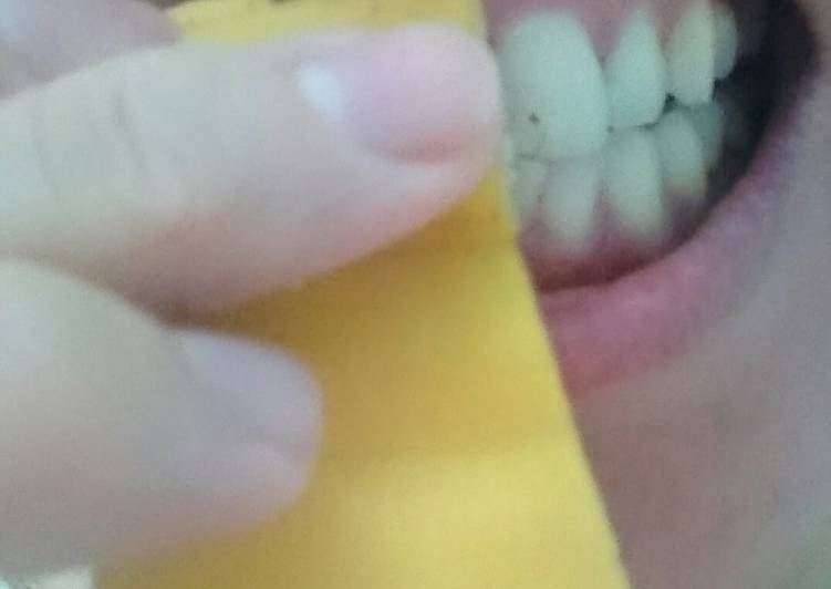Whiten Teeth With Banana Peel A Natural Remedy Recipe By Lee Goh