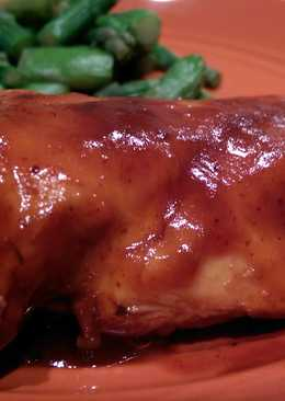Stovetop BBQ Chicken