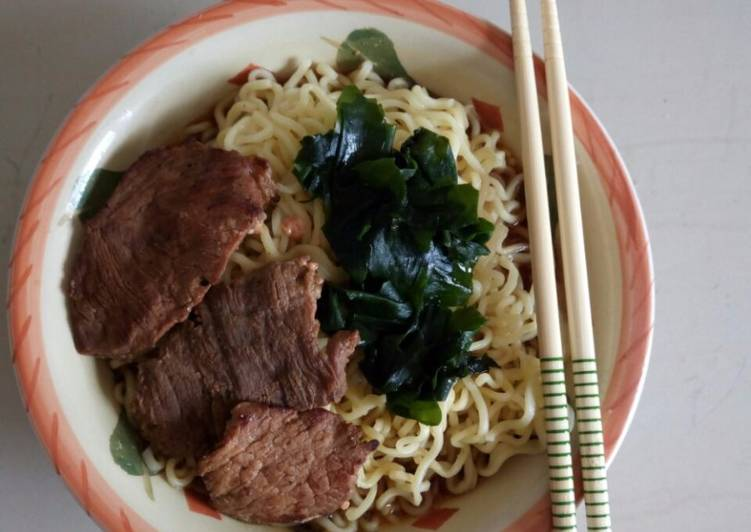 Pork Ramen noodles Recipe by Duncan Wambua - Cookpad Kenya