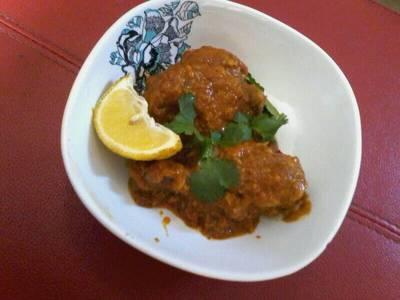 Husbands Masala Chicken Curry