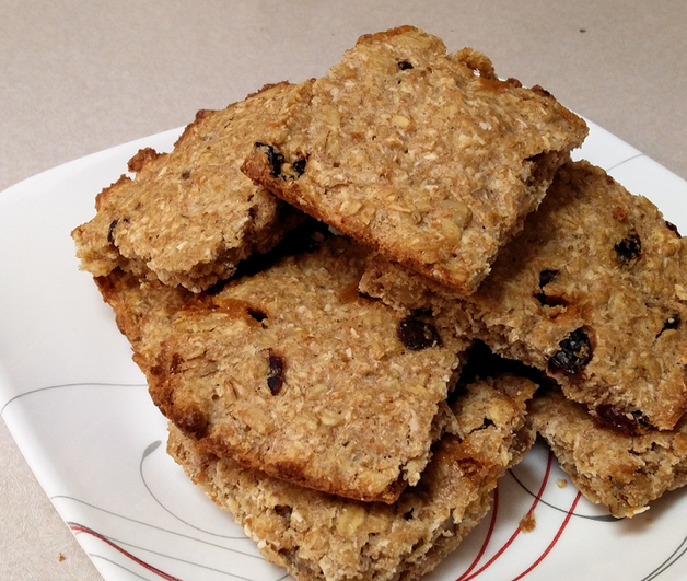Oat Nut Bars