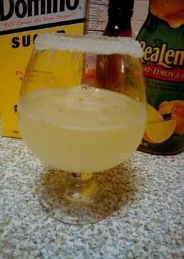 Stacey Lemon drop drink