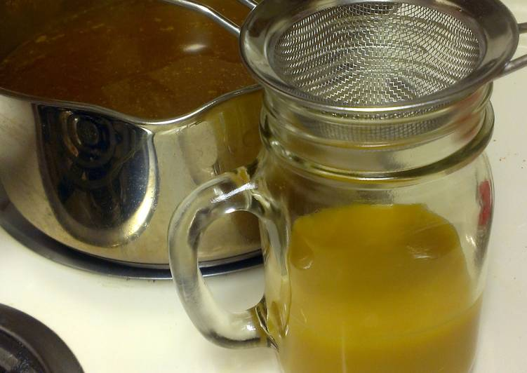 Turmeric and Ginger Tea Recipe by steph557 - Cookpad