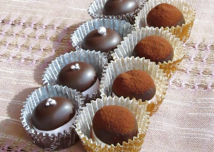 Super Simple Valentine S Chocolates Recipe By Cookpad Japan Cookpad