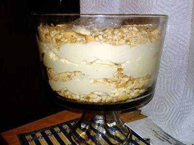 Sheree's Banana Pudding with Cream Cheese